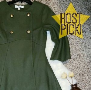 TO BE ADORED | ⭐HP⭐ RARE Vintage Wool Dress Coat